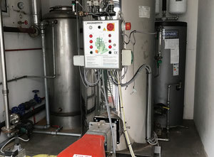 Endüstriyel kazan Magnabosco GVR S 1000 a 8 bar