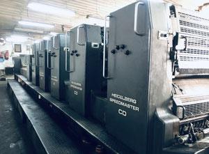 Ofsetový stroj pětibarevný Heidelberg CD 102-5+LX