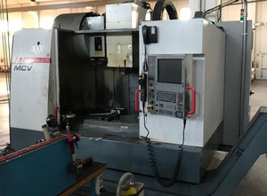 Used MAS MCV 1016 Quick Machining center - vertical
