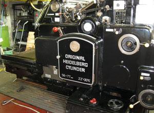 Maszyna sztancująca Heidelberg s 54x72