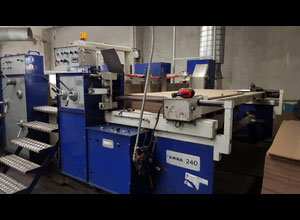 Used Emba 2400 Carton converting machine