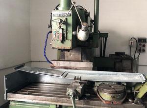 Freze manuel TOS FGSV 50
