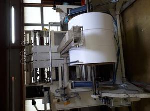 Balící stroj Overfalz/Ilapak/Delta wipe line