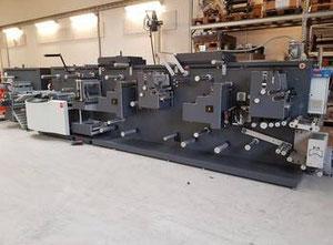 GM DC330 Etikettiermaschine
