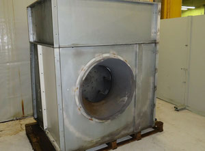 Centrifugal fan steel 7.5kw - 1000rpm Zentrifuge