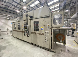 TFT FCS 780 IM Thermoforming - Automatic Roll-Fed Machine
