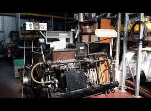 Maszyna sztancująca Heidelberg GT + FTP