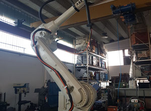 Used ABB IRB 4600-40-2.55 Industrial Robot