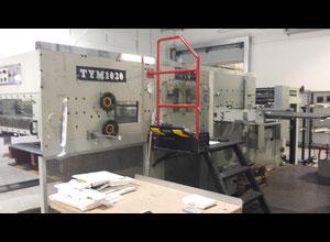Troqueladora Yuyin TYM 1020