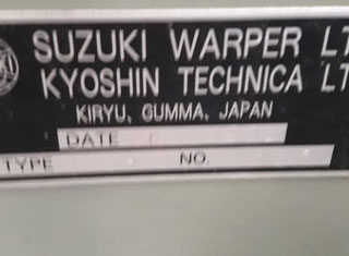 Suzuki NAS 10 P00328018