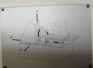 Gleason Pfauter P 200 G P00329001