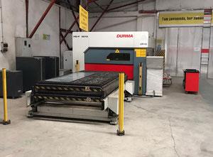 Durma HD-F 3015 4 Kw fiber laser cutting machine