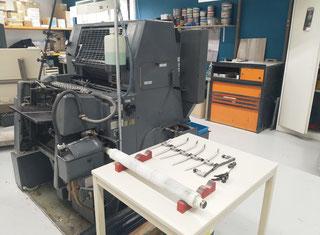 Heidelberg GTO52 with N&P P00330004