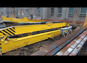 Suwnica bramowa/Żuraw Vítkovice Heavy Machinery 7t