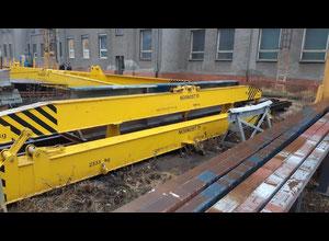 Vítkovice Heavy Machinery 5t Hoister