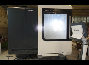 DMG Deckel Maho DMU 60 FD duoBLOCK Machining center - vertical