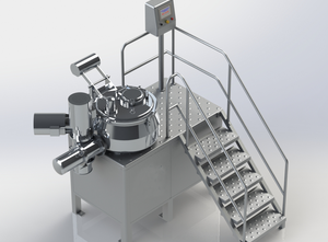 Lodha LI-RMG Laboratory High Shear Rapid Mixer  Granulator