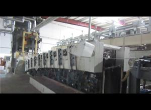 Stork X-Cell Label printing machine