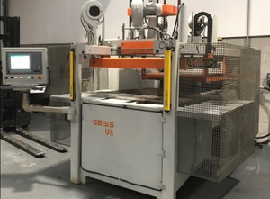 GEISS 1100x800x300 U8 Thermoforming - Sheet Processing Machine
