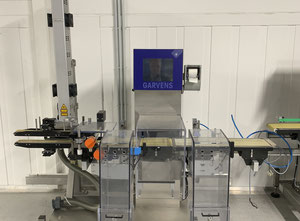Used Garvens S2 Checkweigher