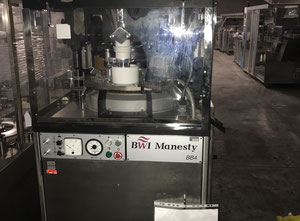 Tableteadora rotativa Manesty BB4