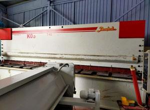 Baykal HNC 6100x13 CNC Schere