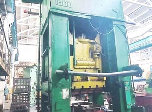 Trimming press TMP Voronezh K2542 - 1600 ton