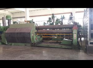 Used SERTOM RJ 3000 Plate rolling machine
