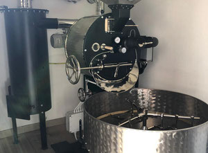 Macchina per la torrefazione del caffè Vittoria kg 15