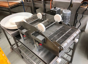 König GS2000 Brot- oder Brötchen Komplette Produktionslinie