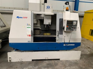 Daewoo Mynx 500 Machining center - vertical