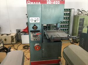 AMADA VA-400 band saw for metal
