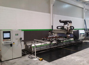 Used Biesse Rover C 9.65 Twin, CE Wood CNC machining centre