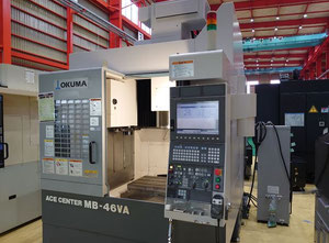 Okuma MB-46VA Machining center - vertical