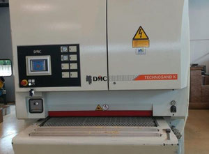 Used Dmc Technosand K – TCK 1100 M3, CE Automatic  Wide belt sander