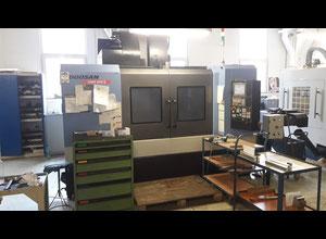 Doosan DNM 650 II Bearbeitungszentrum Vertikal