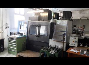 Dikey işleme merkezi Doosan DNM 6700
