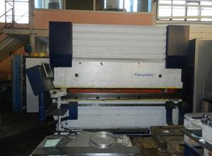 Beyeler PR 125 Abkantpresse CNC/NC