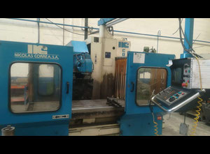 Correa CF17 cnc bed type milling machine