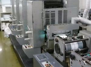 Iwasaki LR 25 Label printing machine