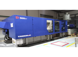 Tederic 500 Injection moulding machine