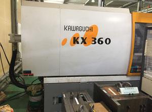 Kawaguchi KX360 Spritzgießmaschine