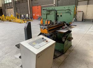 Peddinghaus Peddimax 1002 ironworking machine