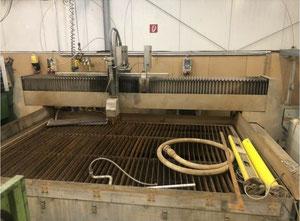 Maquina de corte con agua alta presion Flow WMCE 3020