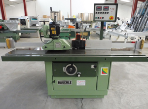 Bauerle SFM 201-2 Used spindle moulding machine