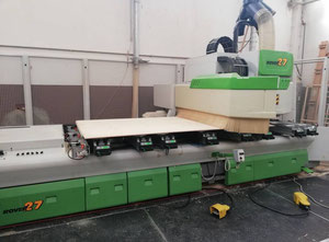 Used Biesse Rover 27 Wood CNC machining centre