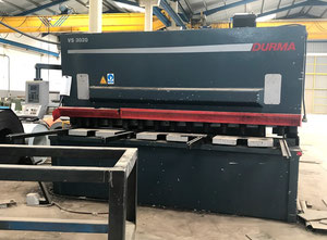 Durma VS3020 hydraulic shear