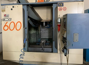 Famup MCX 600 Machining center - vertical