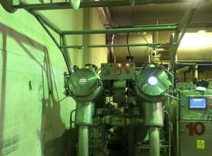 Teknokim 300 Kg + 150 Kg + 25 Kg Einfärbungsmaschine