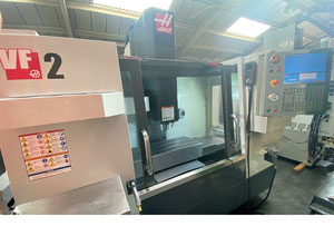 Centre d'usinage vertical HAAS VF-2